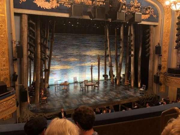 Gerald Schoenfeld Theatre, secção: Mezzanine L, fila: C, lugar: 5