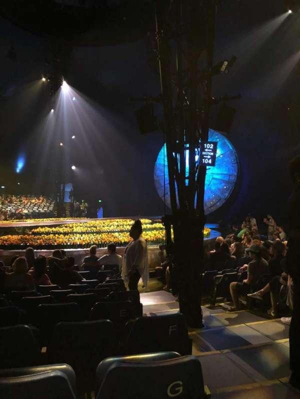 Cirque du Soleil - Luzia, secção: 202, fila: H, lugar: 13