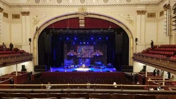 Modell Performing Arts Center, secção: DRSCIR (LOWER BALCONY), fila: E, lugar: 25 and 26