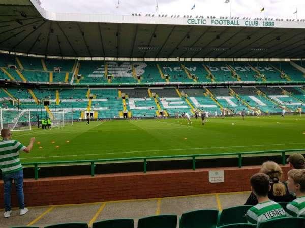 Celtic Park, secção: FS1, fila: 6, lugar: 15