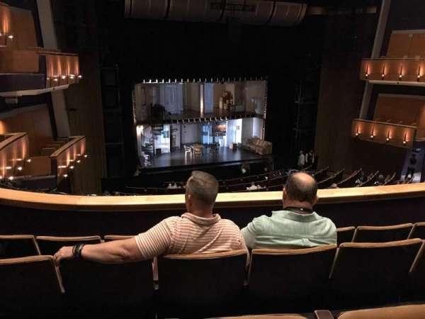 Ahmanson Theatre, secção: Mezzanine, fila: D, lugar: 41