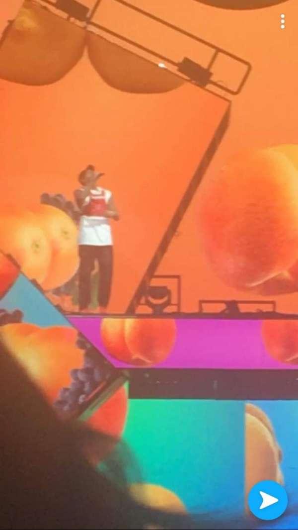 Jiffy Lube Live, secção: 102, fila: F, lugar: 36