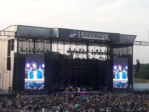 Hershey Park Stadium, secção: 3, fila: N, lugar: 20