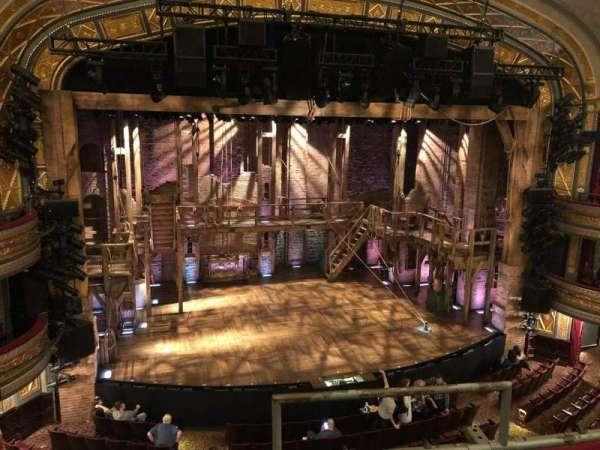 Richard Rodgers Theatre, secção: Front Mezzanine L, fila: C, lugar: 3