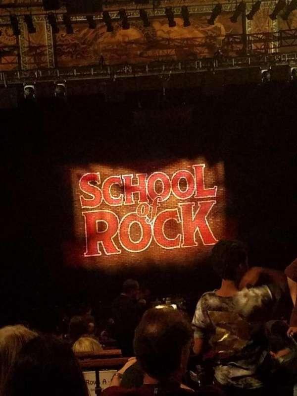 Hollywood Pantages Theatre, secção: Mezzanine C, fila: N, lugar: 302