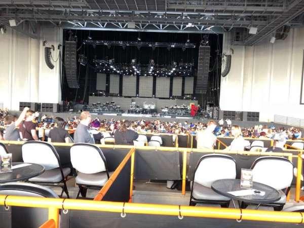 PNC Music Pavilion, secção: Box 70