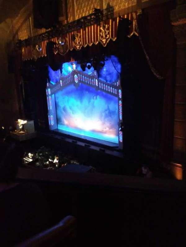 Fox Theatre (Atlanta), secção: LRF, fila: BB, lugar: 40