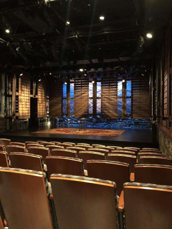 Cherry Lane Theatre, fila: H, lugar: 1