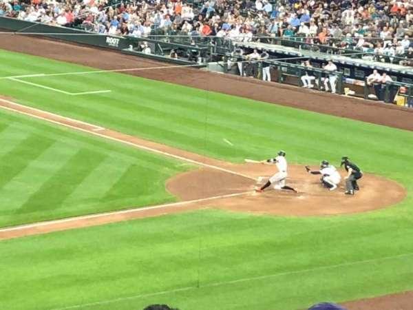 T-Mobile Park, secção: 240, fila: 6, lugar: 1