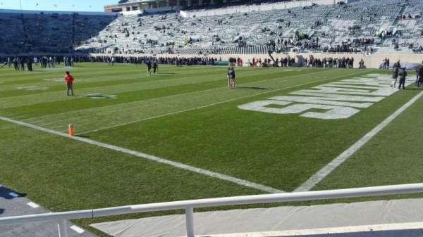 Spartan Stadium, secção: 3, fila: 2, lugar: 56