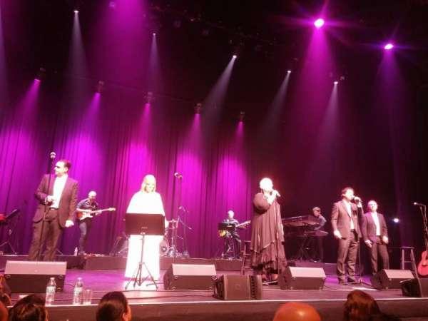 Fox Performing Arts Center, secção: Orchesta, fila: A, lugar: 113