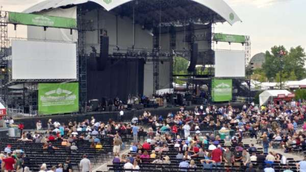Huntington Bank Pavilion at Northerly Island, secção: 311, fila: N, lugar: 1