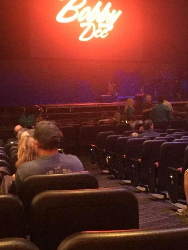 Microsoft Theater, secção: Orchestra Left, fila: P, lugar: 502