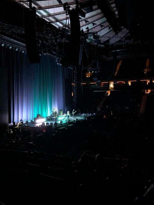 Madison Square Garden, secção: 117, fila: 11, lugar: 7