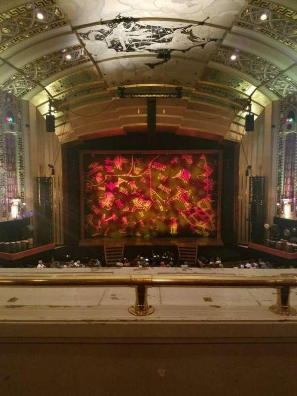 The Bushnell Center for the Performing Arts - Mortensen Hall, secção: Mezzanine D, fila: D, lugar: 309