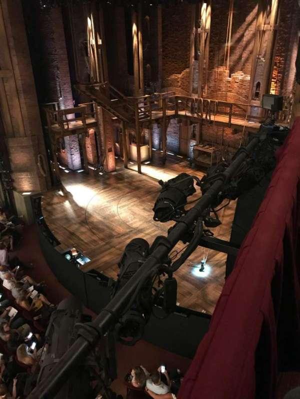 CIBC Theatre, secção: Mezzanine Box 6, fila: Bx6, lugar: 6,8
