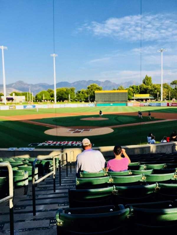Smith's Ballpark, secção: 12, fila: 15, lugar: 16