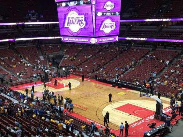 Honda Center, secção: 428, fila: A, lugar: 15