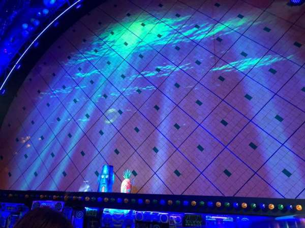 Palace Theatre (Broadway), secção: Orchestra, fila: C, lugar: 114