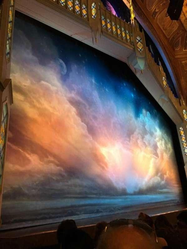 Eugene O'Neill Theatre, secção: Orchestra L, fila: D, lugar: 15