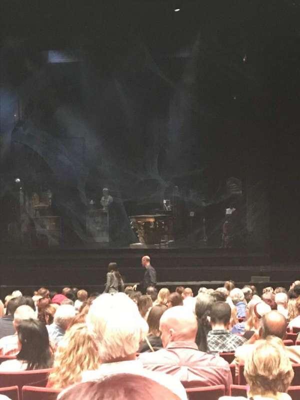 San Diego Civic Theatre, secção: Orchestra 2, fila: R, lugar: 28