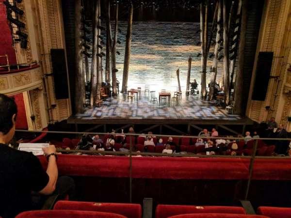 Royal Alexandra Theatre, secção: Dress Circle, fila: B, lugar: 23