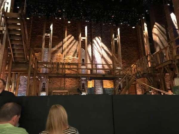 CIBC Theatre, secção: Orchestra C, fila: D, lugar: 102