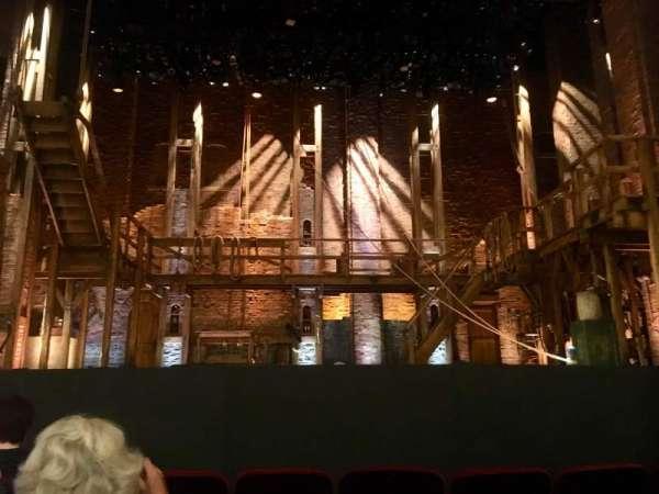 CIBC Theatre, secção: Orchestra c, fila: F, lugar: 105