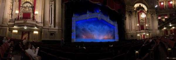 Citizens Bank Opera House, secção: Orchestra LC, fila: D, lugar: 5