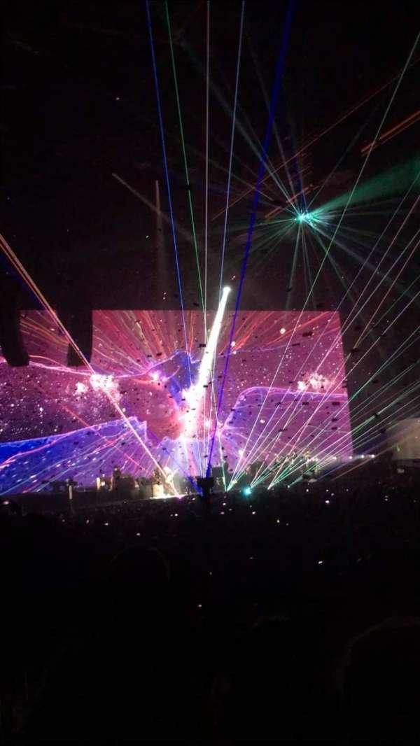 Royal Arena, secção: 115, fila: 12, lugar: 271