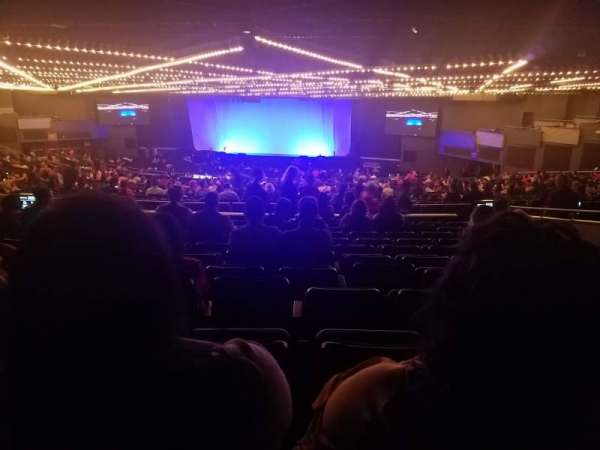 Hulu Theater at Madison Square Garden, secção: 302, fila: L, lugar: 15