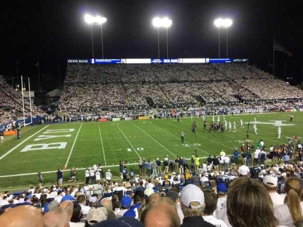 LaVell Edwards Stadium, secção: 8, fila: 24, lugar: 30