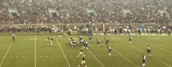 Bobby Bowden Field at Doak Campbell Stadium, secção: 13, fila: 32, lugar: 7