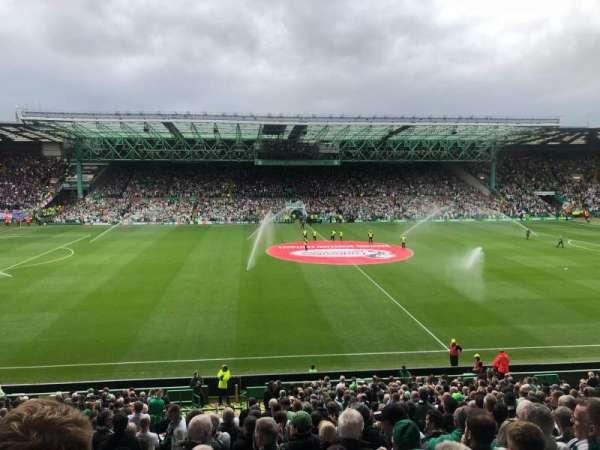 Celtic Park, secção: 106, fila: DD, lugar: 9