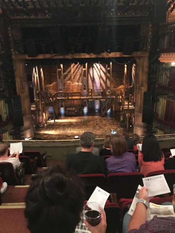 CIBC Theatre, secção: MezzRCG 14, fila: G, lugar: 302