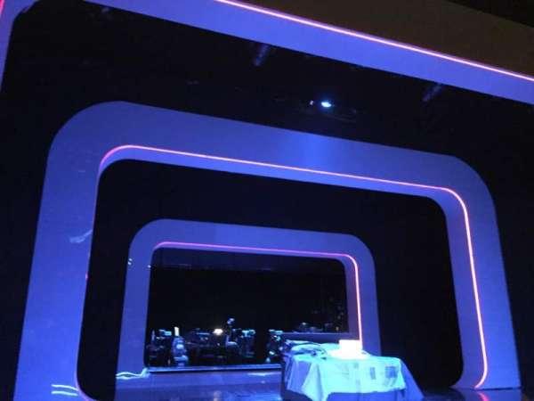 The Irene Diamond Stage at The Pershing Square Signature Center, secção: Orch, fila: E