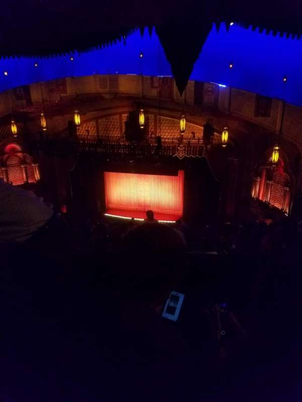 Fox Theatre (Atlanta), secção: Gallery Right B, fila: s, lugar: 20