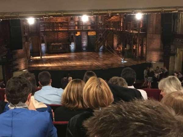 CIBC Theatre, secção: DRCCRL, fila: E, lugar: 227