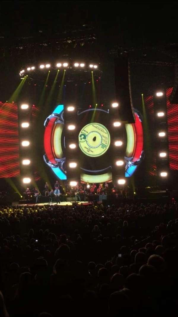 Royal Arena, secção: 105, fila: 14, lugar: 95