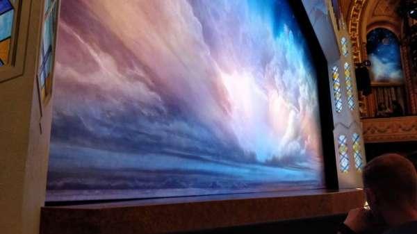 Eugene O'Neill Theatre, secção: Orchestra L, fila: B, lugar: 11