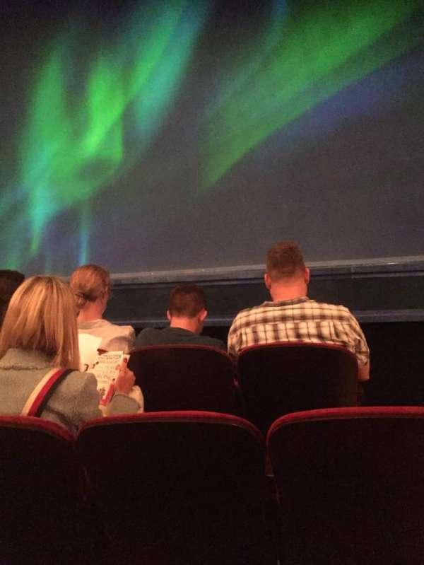 St. James Theatre, secção: Orchestra C, fila: C, lugar: 101
