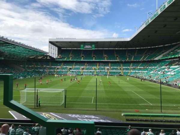 Celtic Park, secção: 114, fila: U, lugar: 9