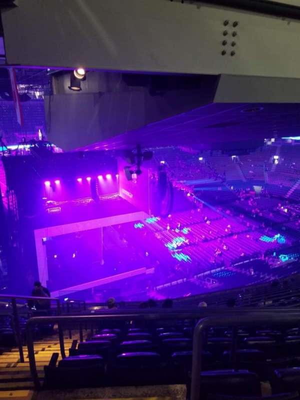 Scotiabank Arena, secção: 311, fila: 17, lugar: 32