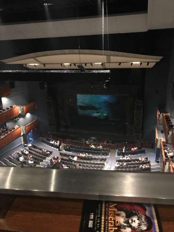Thelma Gaylord Performing Arts Theatre, secção: Balcony Right, fila: A, lugar: 104