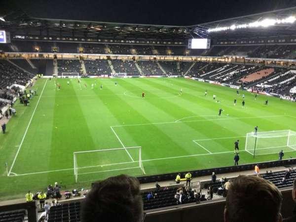 Stadium MK, secção: 15, fila: Kk, lugar: 440