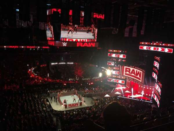 Scotiabank Arena, secção: 323, fila: 9, lugar: 13