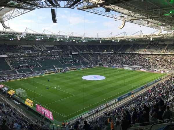Borussia Park, secção: 7A, fila: 11, lugar: 50