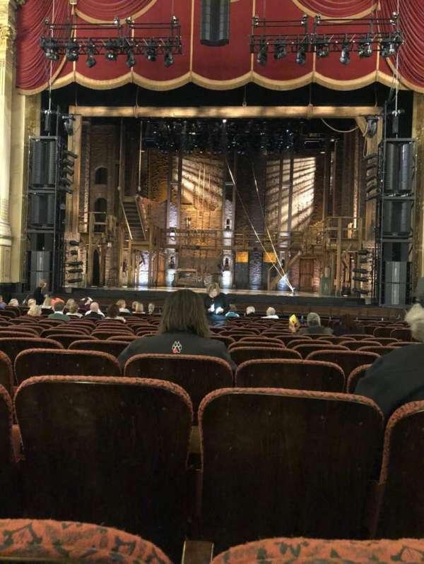 Citizens Bank Opera House, secção: ORCCTR, fila: N, lugar: 104
