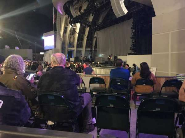Hollywood Bowl, secção: RAMPBX, fila: 308, lugar: 2