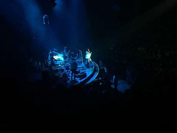 Infinite Energy Arena, secção: 114, fila: T, lugar: 2